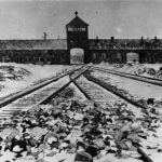 Escape from Auschwitz - main gate