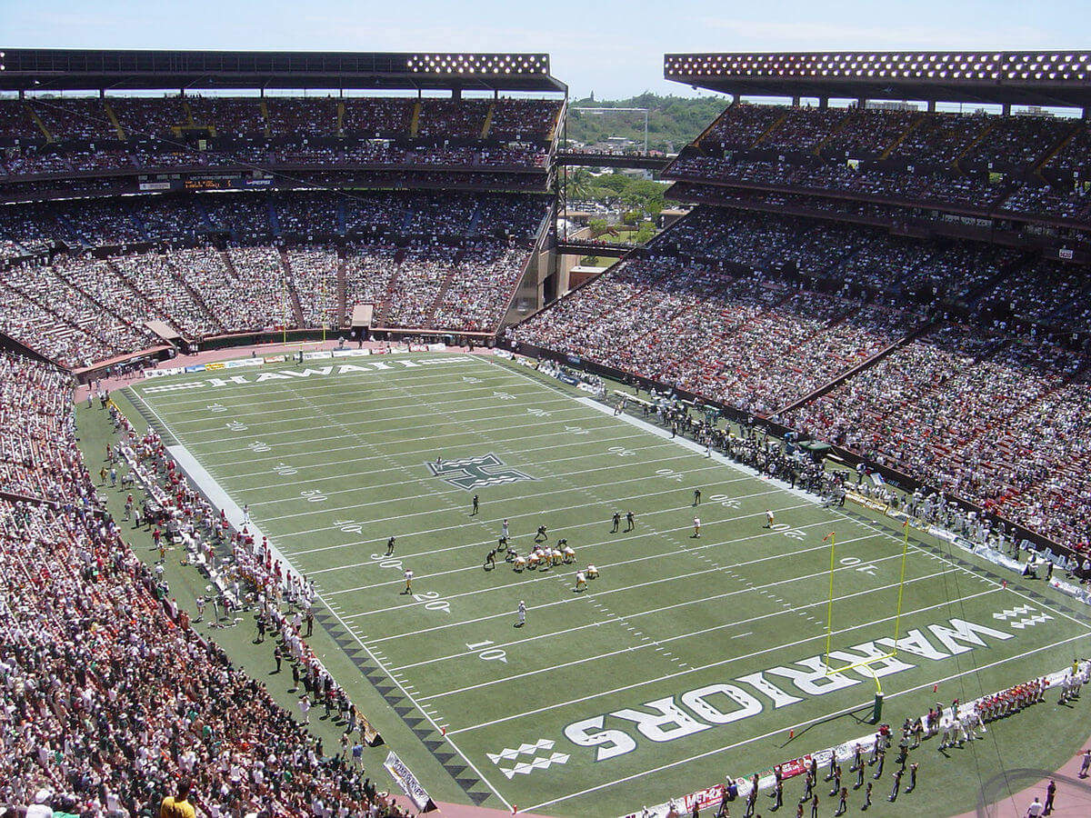 8 Of 9 Largest Stadiums In World Home To College Football Teams