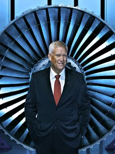 Louis Chenevert - Former Chairman and Chief Executive Officer of United Technologies Corporation