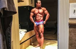Enhanced Athlete's Dr Tony Huge - Competitive Bodybuilder