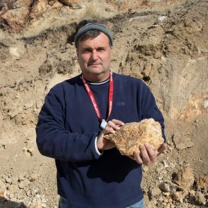 Matt Badiali career as a geologist