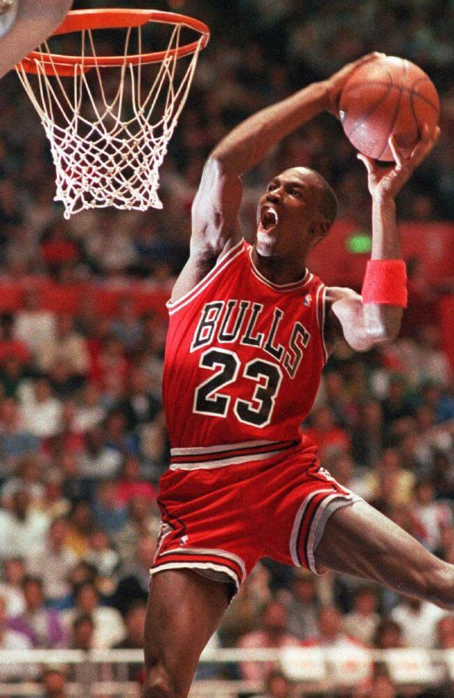 Michael Jordan Four Amazing Facts You Should Know Did