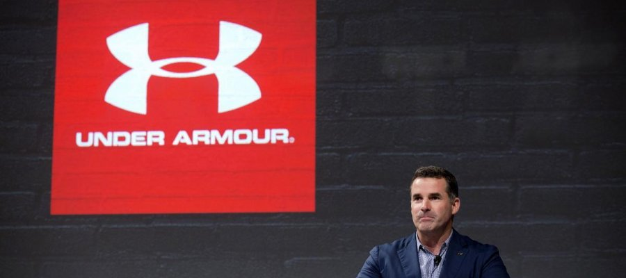 How Kevin Plank Turned a Homemade T-shirt Into a $3.5 Billion Empire