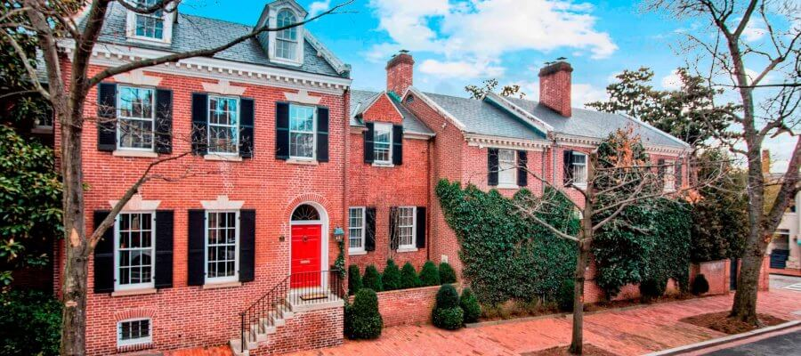 Kevin Plank Sells Most Expensive House in Georgetown